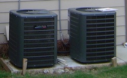 Heat Pumps Can Heat A Home By Running The An Air Conditioner's Refrigeration Cycle In The Opposite Direction.