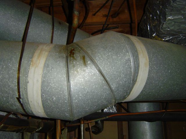 Asbestos Duct Tape Health Safety Risk