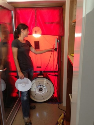 Blower Door Test Hers Rating Energy Code Diane Milliken
