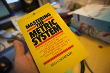 Metric System Book