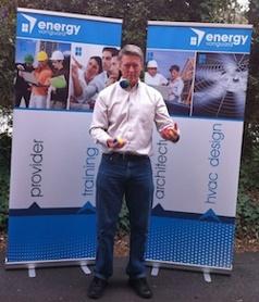 RESNET Conference 2012 Displays Energy Vanguard Home Energy Juggler