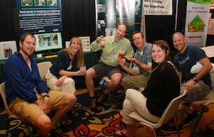 RESNET Conference 2012 Energy Logic Trade Show