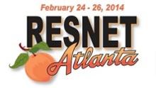 Resnet Conference 2014 Logo Atlanta