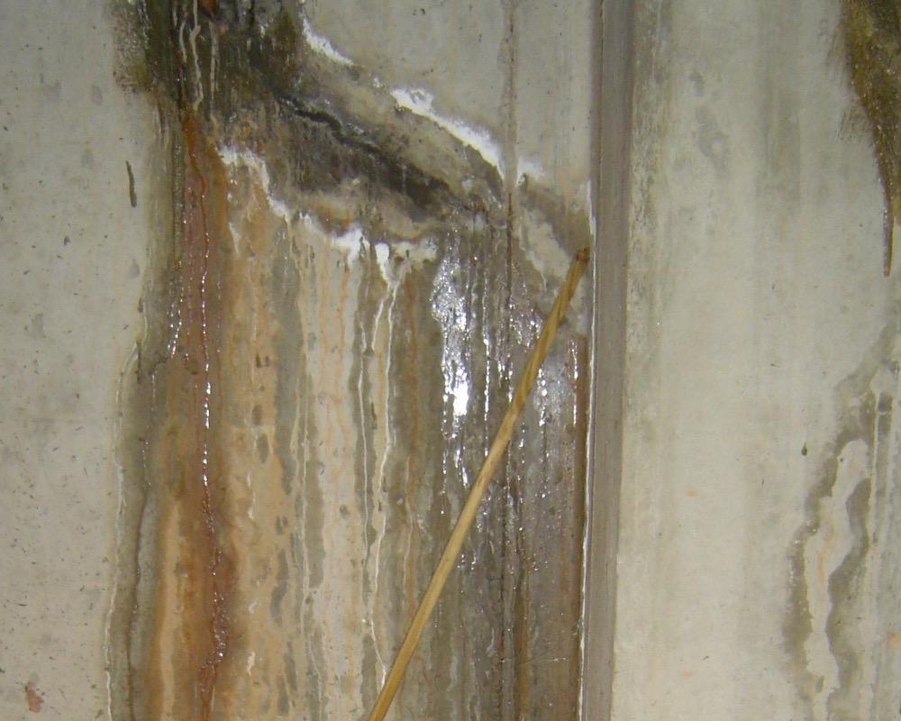 Basement-moisture-problems-wall-negative-side-waterproofing