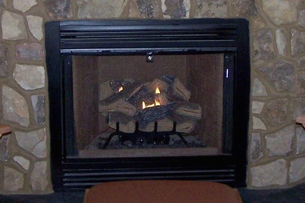 Gas-log-fireplace-ventless-unvented-efficiency