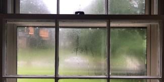 Condensation On Storm Windows