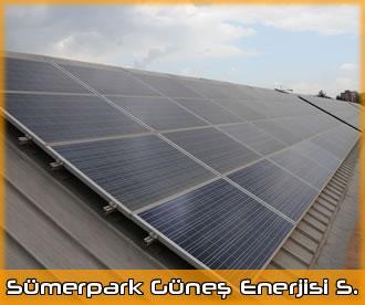 Diyarbakır Sümerpark Güneş Enerji Santrali
