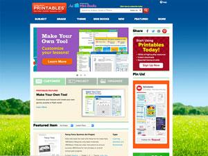 Scholastic Printables