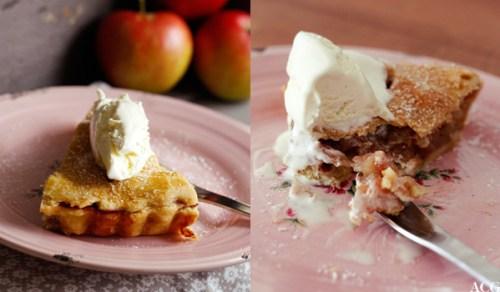 to bilder av eplepai