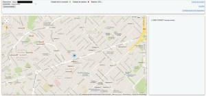Interfaz web de Cerberus App