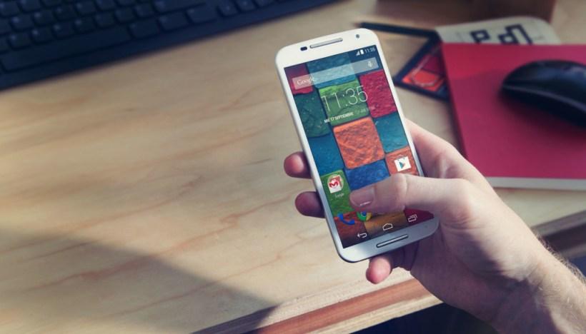 Motorola Moto X 2ª Generación