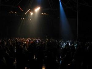 Gran Ambiente en la discoteca Isla Fantasía