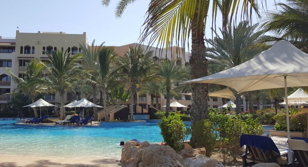 Shangri-La Resort i Muscat i Oman