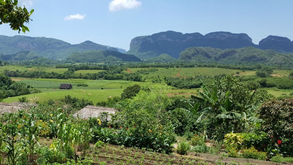 Mountains of Vinales, CUba
