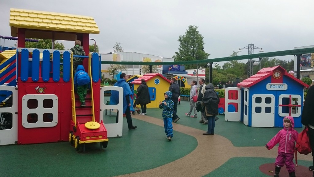 Playground in Legoland