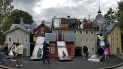 Karlson på Taget i Astrid Lindgrens Verden - Pippiland