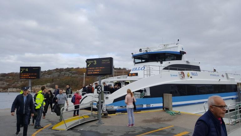 Havnebus i Gøteborg