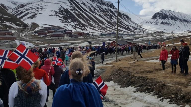 Longyearbyen_Nationaldag1