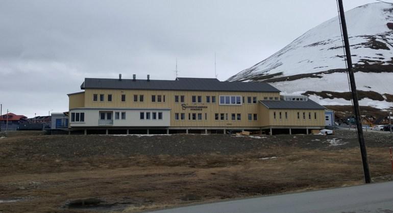 Longyearbyen_Sykehus