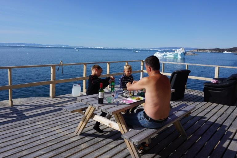 Groenland_Ilulissat_airbnb