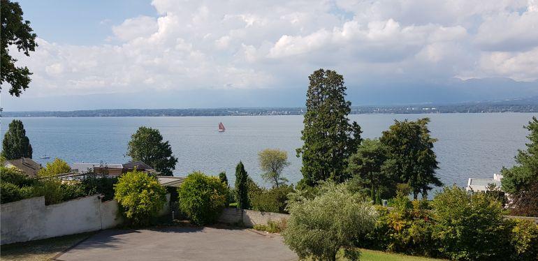 Schweiz_Genevesøen