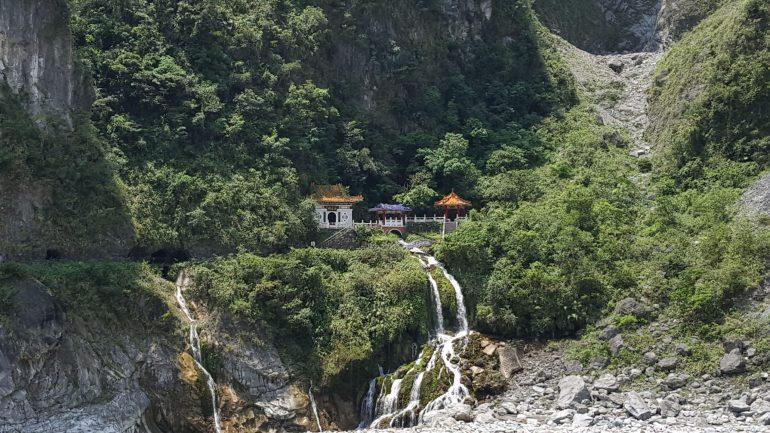 Taroko Gorge The Shrine