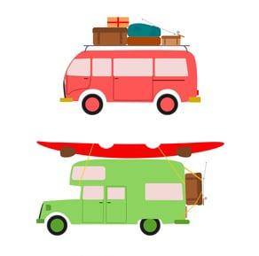 fourgon aménagé ou camping car pour voyager en famille