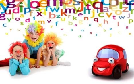 idées d'activités et jeux pour occuper les enfants pendant le trajet des voyages