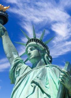 statue de liberté new york