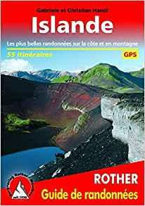 guide rother sur les randonnées en islande