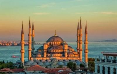sainte sophie Istanbul Turquie