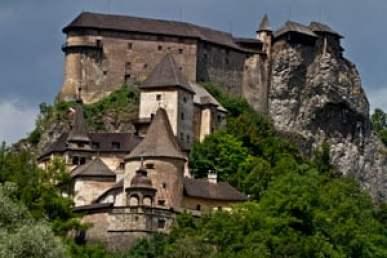 voyage-famille-enfant-château-de-Orava-Slovaquie