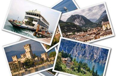 carte postale souvenir voyage famille enfant