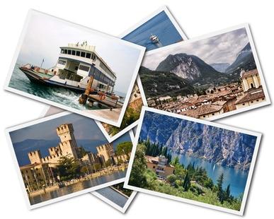 souvenir-voyage-enfant-famille idée carte postale