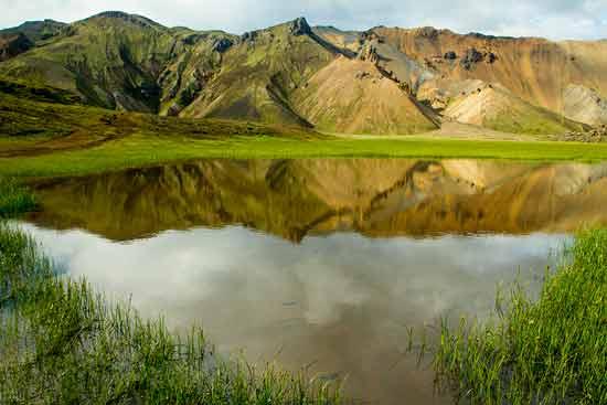 paysage-lac-Landmannalaugar-Islande