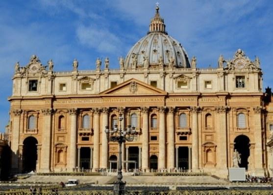 Basíliqe de SAint pierre de rome vatican