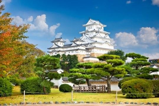Himeji chateau,  Japon.