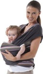 écharpe-portage-bébé