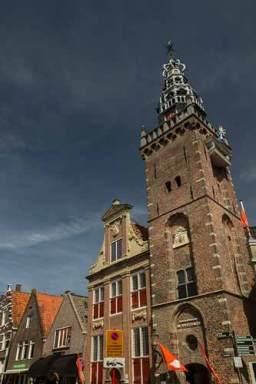 monnikendam-église-hollande
