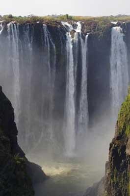 chute-eaux-victoria Namibie