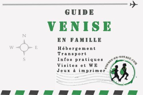 guide venise-famille