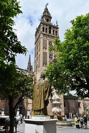 Séville-andalousie-église