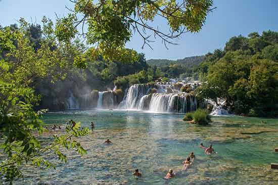 parc-plitvice-cascade-croatie