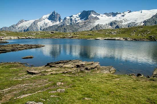 meije-et-lac-noir-plateau-emparis-oisans-alpes