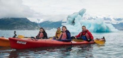 kayak-de-mer-a-valder-en famille-alaska