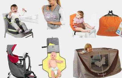 equipement-bebe-nomade-accessoires : lit, rehausseur, siège bébé