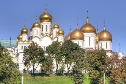 moscou russie églises orthodoxes