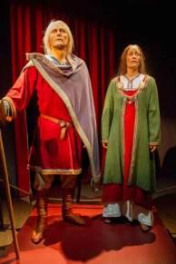 musee-lofotr-personnages-viking-lofoten borg-norvege