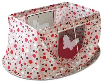 lit parapluie pop up magic-bed pour bébé
