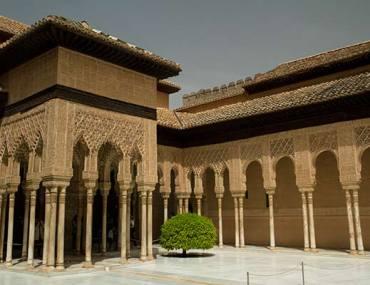 Alhambra-Grenade-Andalousie-Espagne